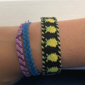 Jewelry - Pineapple Handmade Bracelet